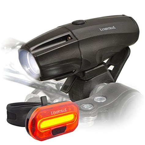 Lu Belajar Usb 13led bright bike headlight usb rechargeable yesoku