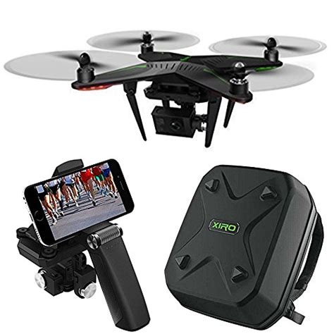Gimbal Drone xplorer g quadcopter aerial drone w 3 axis gimbal for gopro all inclusive bundle with custom