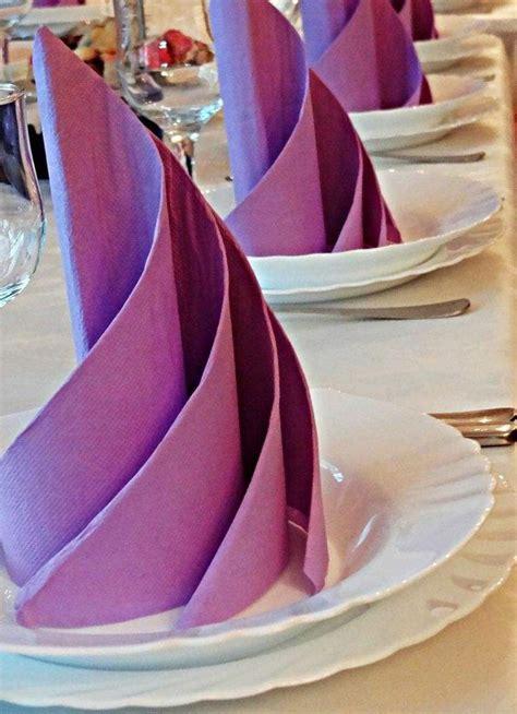Decoration Serviette by Pliage Serviette Papier Id 233 Es Faciles Et Mod 232 Les