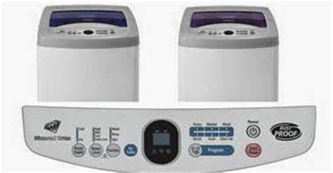 Mesin Cuci Electrolux Otomatis mengenal mesin cuci otomatis trend harga mesin cuci