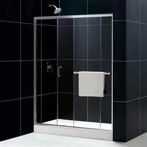 dreamline infinity shower door infinity plus sliding shower door glass shower door from