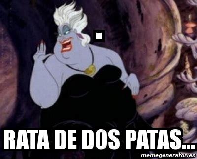 Rata De Dos Patas Meme - meme personalizado rata de dos patas 4629282