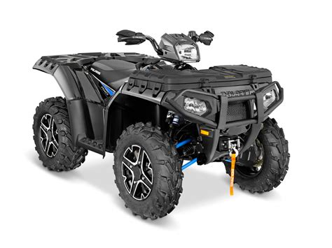 polaris atv polaris announces atvs and rangers atv illustrated