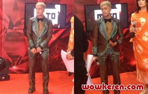 Model Rambut Irfan Hakim by Pamer Rambut Baru Di Ultah Insert Irfan Hakim Ingin