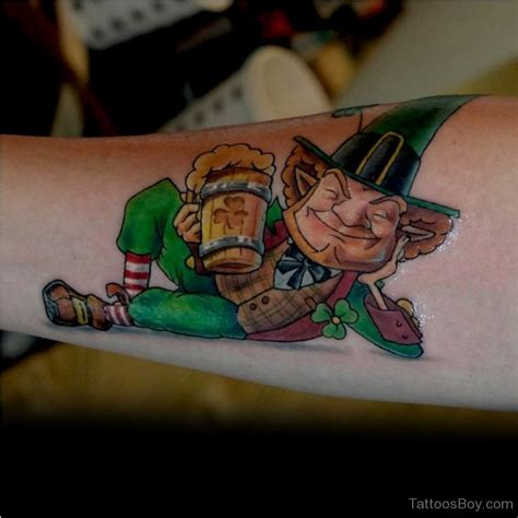 leprechaun tattoos tattoo designs tattoo pictures page 2