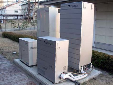 nippon to sell residential fuel cells in japan