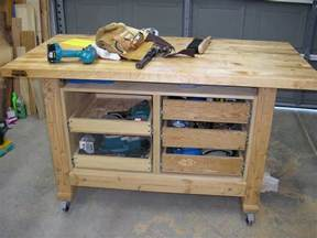diy wood design portable woodworking table plans