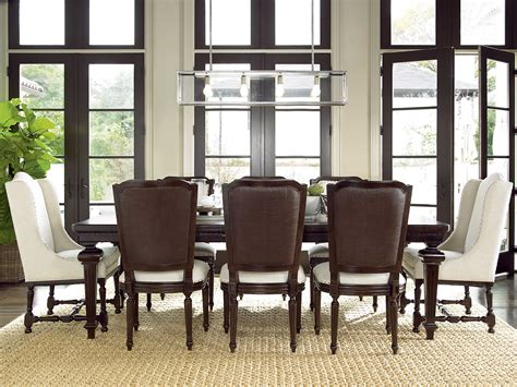 universal dining room furniture universal furniture proximity sumatra dining set