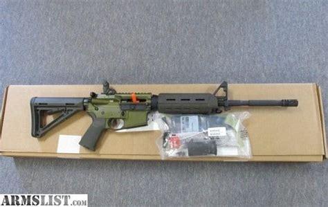 od green m4 armslist for sale colt od green enforcement m4 5