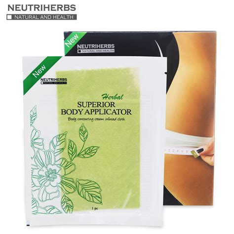 Neutriherbs Weight Loss Detox Wraps by Detox Slimming Patch Reviews Shopping Detox