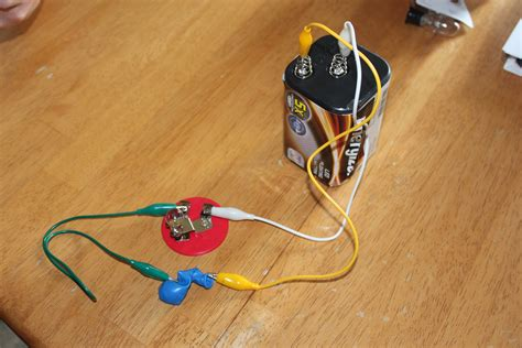 make an electric circuit electricity experiments for
