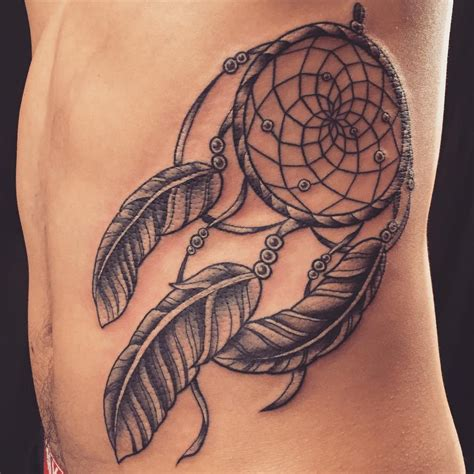 dreamcatcher tattoos for guys 27 catcher designs ideas design trends