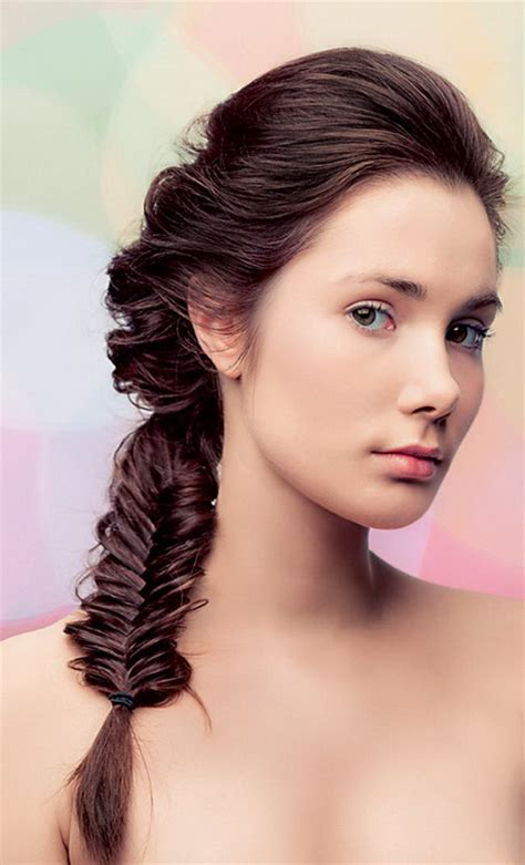 easy to make open hairstyles braided hairstyles for medium length hair