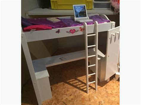 journey doll bed journey loft bed for 18 quot dolls south