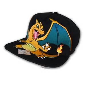 Baseball Cap Topi 23 charizard black licensed snapback cap baseball hat