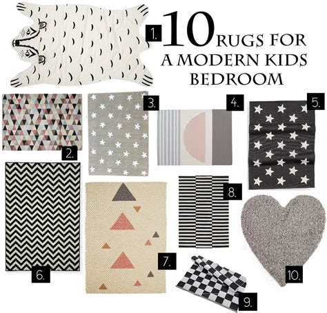 kids bedroom rugs 10 rugs for a modern kids bedroom oh so amelia