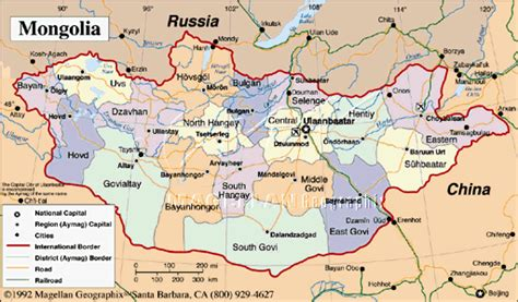 5 themes of geography mongolia mongolia geography and human environment interaction