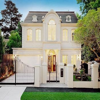 Georgian Architecture House Plans by Best 25 French Style Homes Ideas On Pinterest French