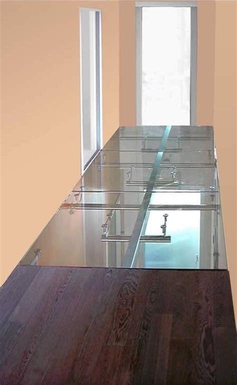 pavimento vetro calpestabile soppalchi in vetro calpestabile vetro