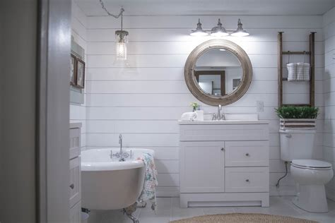 lowes bathroom makeover complete bathroom makeover with lowes tessa kirby blog