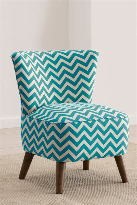 chevron armchair 59 best images about turquoise furniture on pinterest