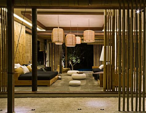 arredo di interni mobili in bamb 249 esempi di arredo interni ed esterni