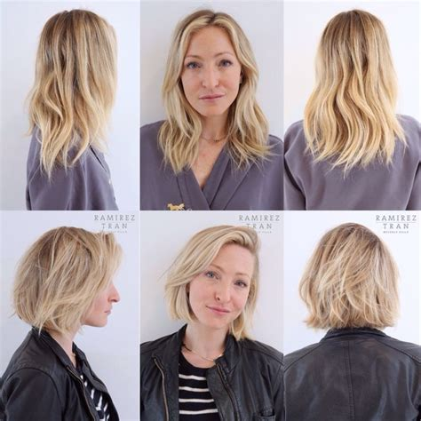 haircut ideas before and after 216 best hair before and after images on pinterest