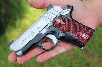 kimber micro cdp  more than a backup gun