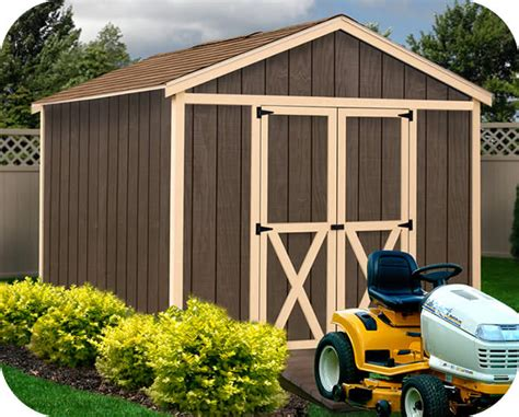 selapa complete wooden storage sheds kits