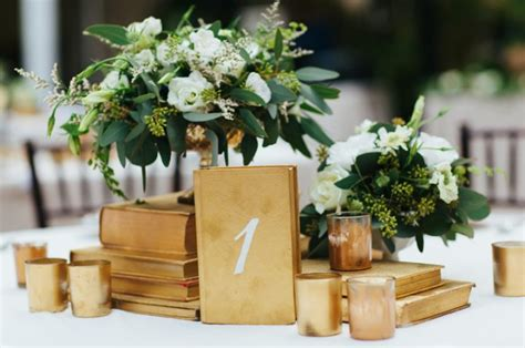 wedding table number ideas 28 wedding table number ideas for your special day