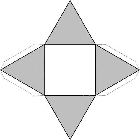 figuras geometricas recortables recortable pir 225 mide cuadrado manualidades para ni 241 os
