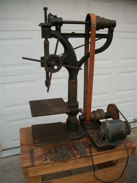 tools for sale the burke machine tool co no2 benchtop camelback drill