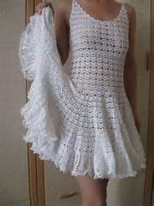 Vestido De Croche » Home Design 2017