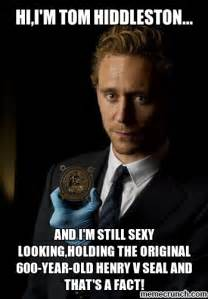 Tom Hiddleston Memes - hi i m tom hiddleston