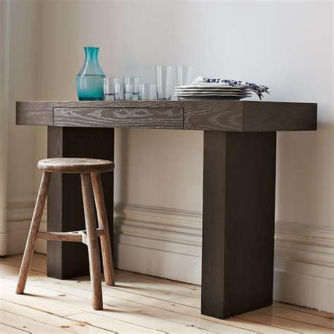 west elm console table terra console west elm