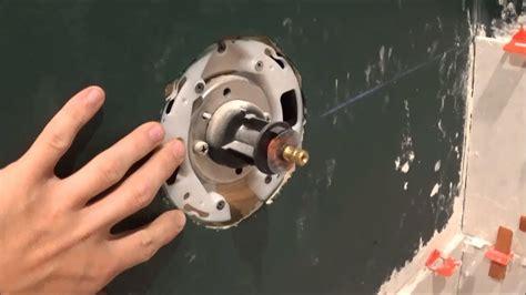 install kohler k304 valve installing kohler k 304 k na rite temp pressure balancing