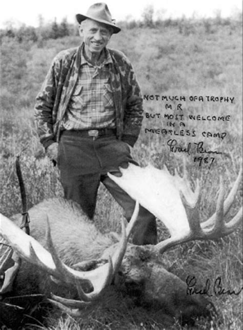 Bowsite.com - Fred Bear, Greatest Bowhunter of All Time