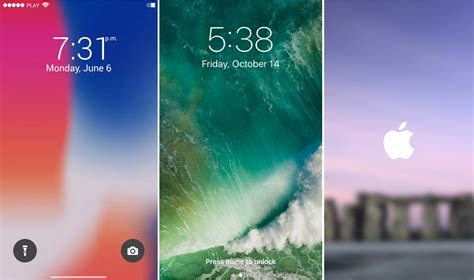 Iphone Lock Screen How To Remove Time And Date From Lock Screen On Iphone Innov8tiv