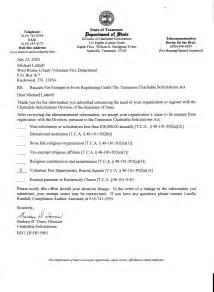 Certification Letter For Volunteer Work Document List West Roane County Volunteer Fire Department Wrcvfd Rockwood Tn