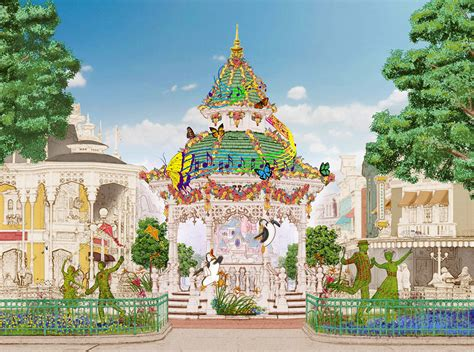 Disneyland Paris Swings Into Late Spring Festival