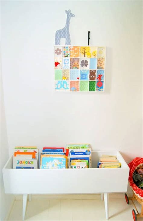 book storage room 8 clever ways to display your child s books handmade