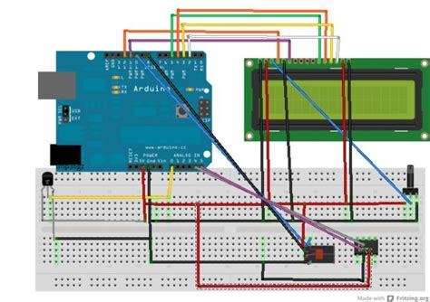 code arduino ds1307 clock rtc ds1307 set and show the time on your lcd