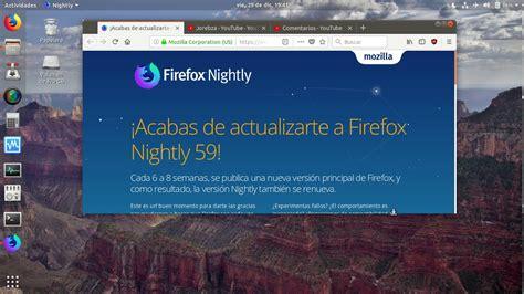 quitar barra superior firefox ubuntu como quitar la barra de titulo de firefox quantum en