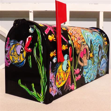 artisans decorative accessories fine gifts black mermaid mailbox artisans decorative accessories