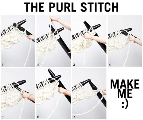 how to knit knitting how to knit with size needles