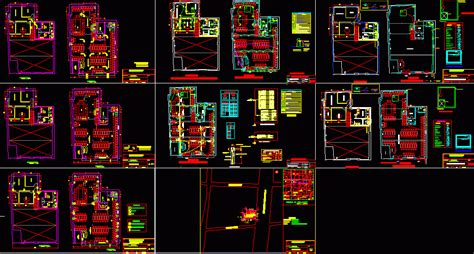 casino  dwg plan  autocad designs cad