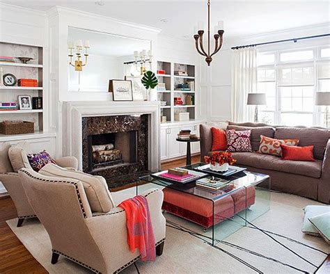 organized living room tips for organized living spaces