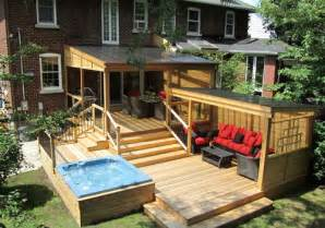 25 awesome deck design ideas creativefan
