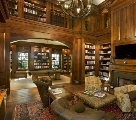 room library home library fireplace awesome building a 23 amazing home library design ideas for all book lovers