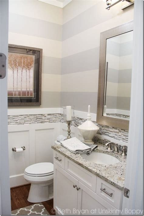 grey and white striped bathroom best 25 grey striped walls ideas on pinterest gold